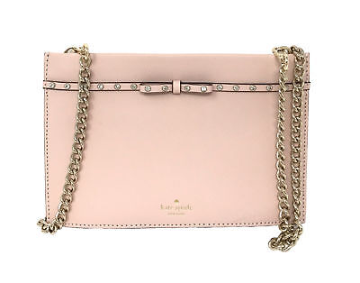 Kate Spade Elliott Street Mini Sima Warm Vellum Crossbody Bag PWRU5960 $168