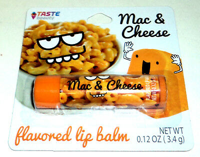 Taste Beauty  MAC & CHEESE Flavored Lip Gloss NIP for sale  Shipping to India