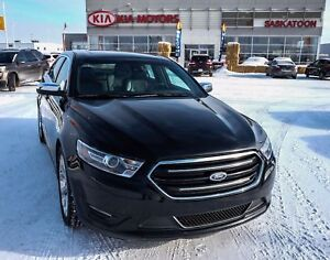 2016 Ford Taurus Limited AWD - NAV - ACTIVE PARK ASSIST - HTD...