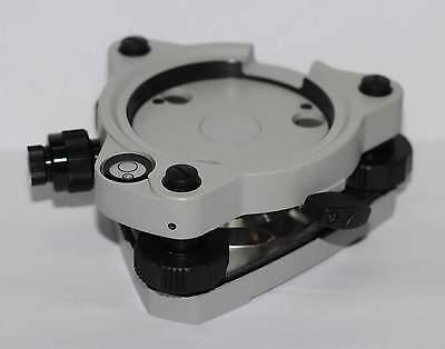 Gray Replacement Tribrach With Optical Plummet For Topconsokkiapentax Trimble