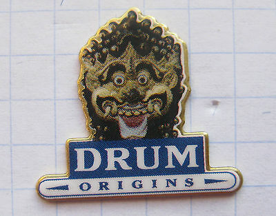 DRUM / ORIGINS ......................  Tabak Pin (117a)