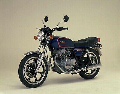 <em>YAMAHA</em> XS250 XS400 1980 1981 DECAL KIT