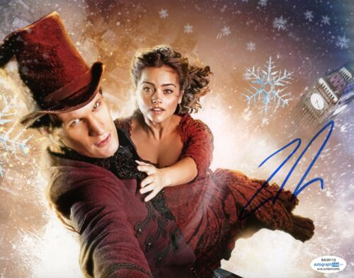 Jenna Louise Coleman Doctor Who Autographed Signed 8x10 Photo 2020-5