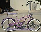 Micargi Aluminum Cruiser Bikes