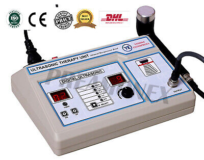 1 Mhz Ultrasound Machine Sports Injury Ultrasonic Care Fast Recovery Unit D3