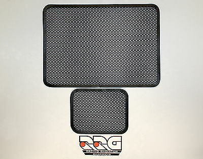 <em>YAMAHA</em> MT 10  SP 2016   2019 RACING RADIATOR GUARD COVERS SET MT10 WA