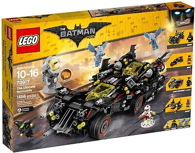 Lego Batman Movie 70917 The Ultimate Batmobile New & Sealed