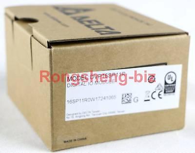 Delta Dvp16sp11r 8di 8do Relay Digital Io Module Plc New In Box Free Ship
