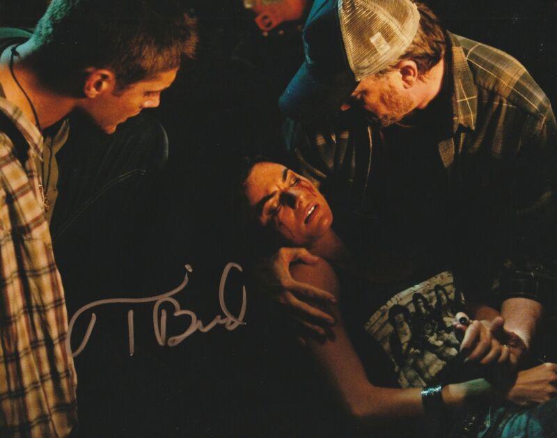 Thunderbird Dinwiddie Autograph 8x10 Photo Supernatural Signed COA