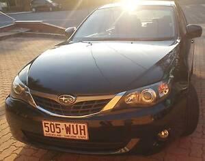 2008 Subaru Impreza Sedan East Brisbane Brisbane South East Preview