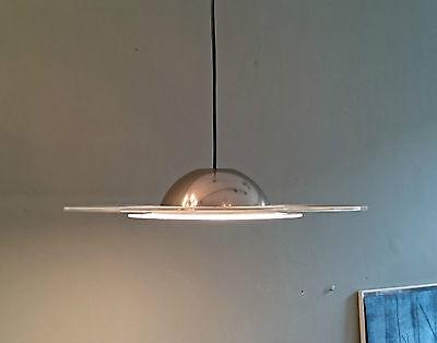 Deckenlampe Rey S Design Kazuhide Takahama Leuchte__________80s 90s vintage lamp