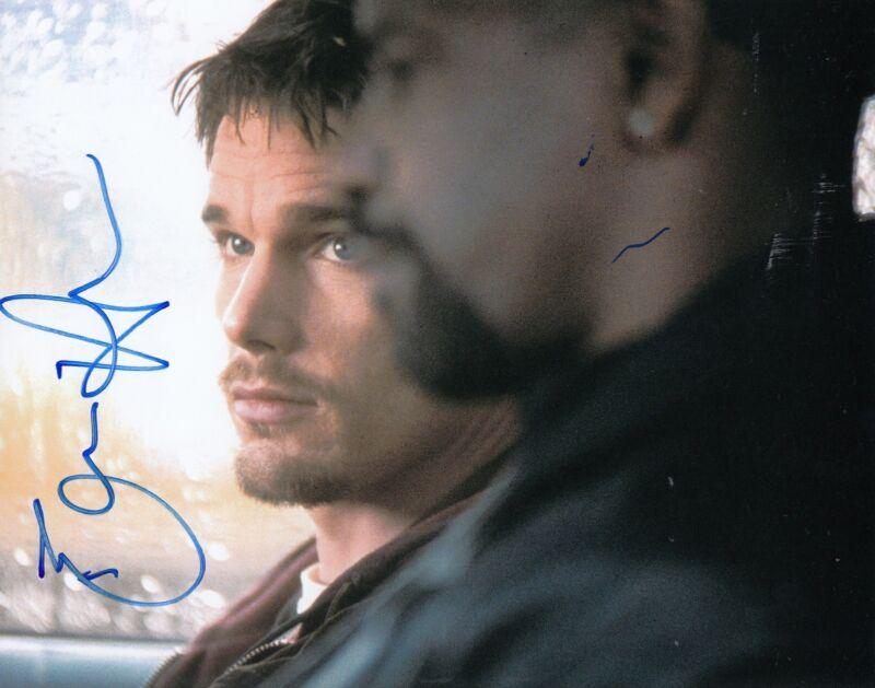 ETHAN HAWKE signed (TRAINING DAY) MOVIE autographed 8X10 photo *JAKE* W/COA #2