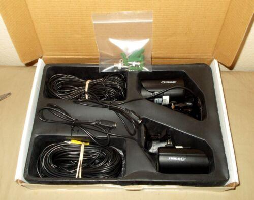 (2) Defender SPARTAN5 Security Cameras w/ Mounts, 60