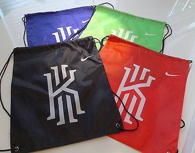 Kyrie Irving Nba Boston Celtics Drawstring Backpack  Accessories   Shoe Bag