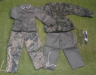 Toys City Action Figures German Burnt Autumn Camo Coverall TC 1//6 Scale
