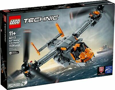 LEGO Technic 42113 Bell-Boeing V-22 Osprey Сancelled Discontinued Rare
