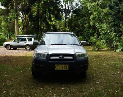 2005 Subaru Forester SUV Mullumbimby Byron Area Preview