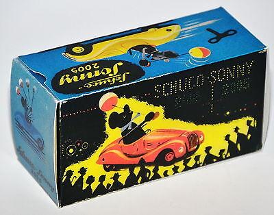 seltene 1 Reprobox für den Schuco Kommando 2000 Schachtelversion Vorkrieg
