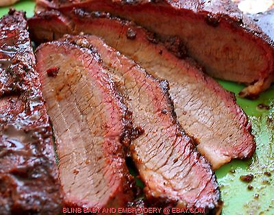 Texas Best Brisket Recipe Smoker/Oven - Rub & Cooking Instructions Very