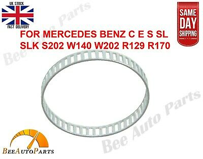ABS RELUCTOR RING FOR  MERCEDES BENZ  C E S SL SLK CLASS S202,W140,W202,R129,R17