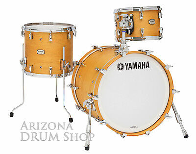 Yamaha Absolute Hybrid Maple 3pc. Shell Pack  VINTAGE NATURAL  12/14/20  NEW, used for sale  Scottsdale