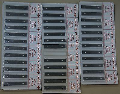 36pcs Carbide Moulder Insert Tooling Cutters Knives Oertili Wsnr 452.1-50-h8