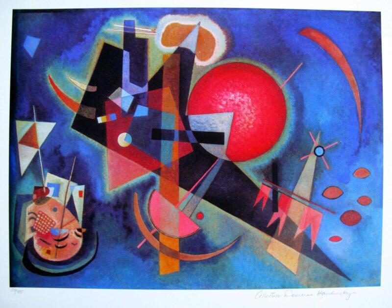 Kadinsky S First Famous Painting