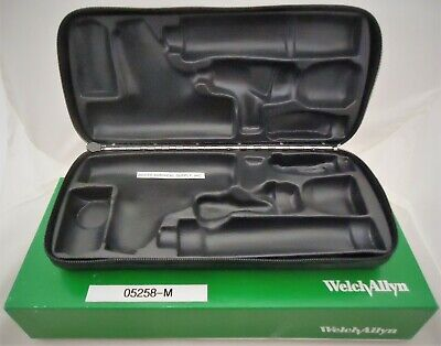 Welch Allyn 05258-m Panoptic Diagnostic Set Case For Panoptic Sets--case Only