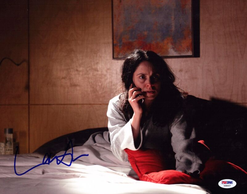 LAURA FRASER SIGNED 11X14 BREAKING BAD PHOTO! LYDIA AUTOGRAPH PSA DNA!