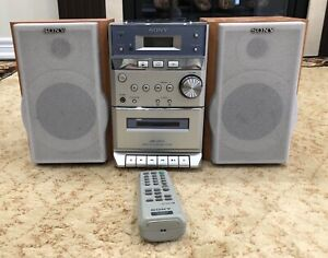 Sony CMT-EP313 Executive Microsystem with Single CD Player