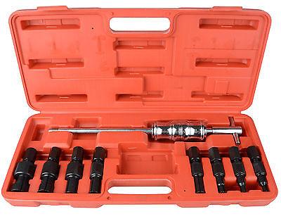 Inner Bearing Puller Set Remover Slide Hammer Internal Kit 8-32mm 9pc Blind - Blind Hole Puller Set