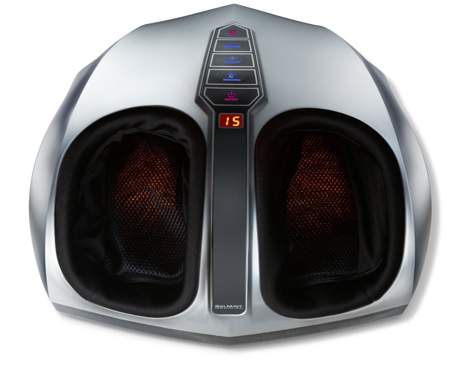Health Care Belmint Shiatsu Foot Massager With Switchable He