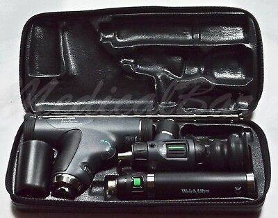 Welch Allyn 3.5v Diagnostic Panoptic Set - 97800-ms Otoscope Ophthalmoscope