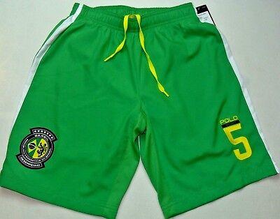af3167205 Polo Ralph Lauren Sport Men s Football Shorts S Brazil Compression Liner  Soccer