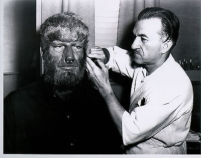 Wolfman Make Up (RARE STILL THE ORIGINAL WOLFMAN  IN MAKEUP #3)