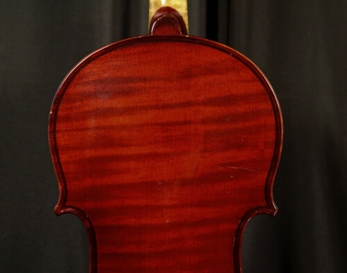 OLD SUPERIOR CLASS-LISTEN TO the VIDEO!-FRENCH VIOLIN 1927 by AUBRY DUGARDE