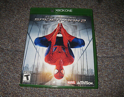 The Amazing Spiderman 2 (Xbox One, 2014) Rare Spider-Man Video Game