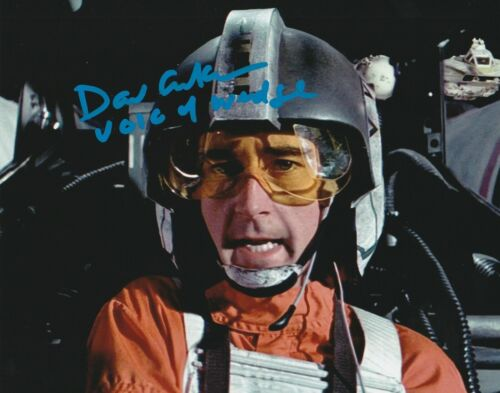 David Ankrum ( Star Wars ) Autographed Signed 8x10 Photo Reprint