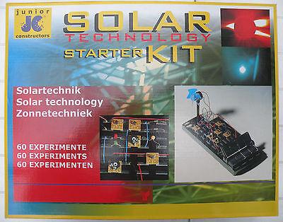 Solar Starter Kit für 60 Experimente