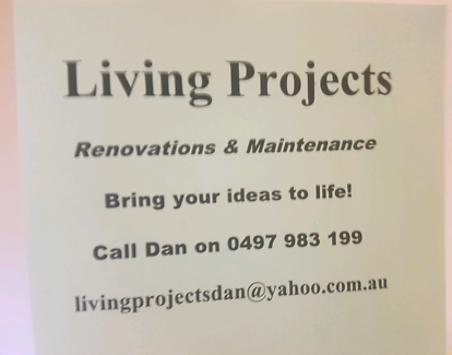 Living Projects.