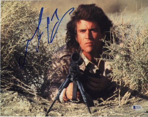 Signed Autographed Photo Actor Mel Gibson