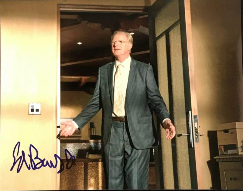 Ed Begley Jr. Signed 8x10 Photo BETTER CALL SAUL Actor COA Autograph