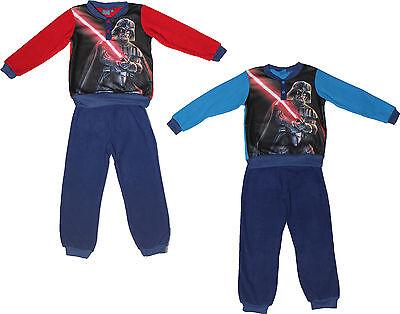 Star Wars Polar Fleece Long Sleeve Pyjama Set By BestTrend Long Sleeve Polar Fleece