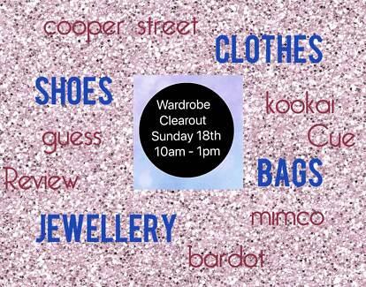 Garage Sale - Sunday 18th March 10am- 1pm