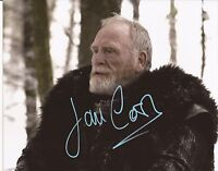 Game Of Thrones Signed James Cosmo ' Jeor Mormont ' 10x8 Action Photo+coa -  - ebay.co.uk