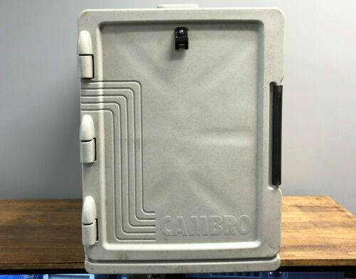 Cambro UPCS400 Front Load Insulated 12 Full Food Pan Carrier