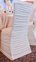 New fitted chair covers for sale