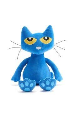New Kohl's Kohls Cares PETE THE CAT Plush James Dean animal With Tags Stuffed - Pete The Cat Plush