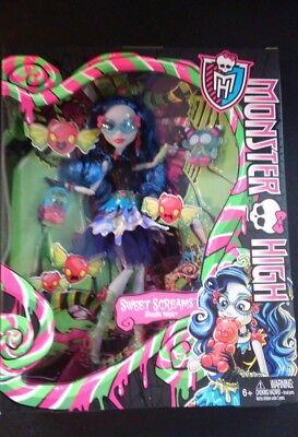 Sweet Screams Ghoulia Yelps Doll Monster High