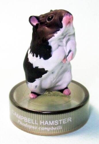 Kaiyodo Bottle Cap Figure Hamster